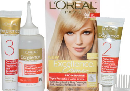rduction coloration excellence crme de loral - Coloration Excellence